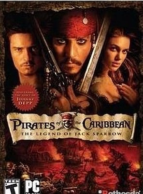 Poster of Pirates of the Caribbean: The Legend of Jack Sparrow