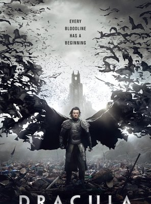 Poster of Dracula Untold