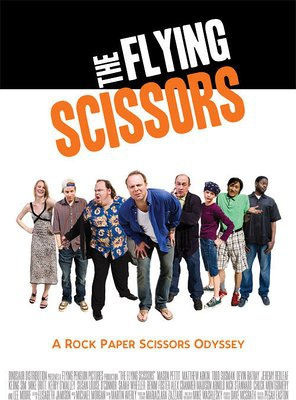 Poster of The Flying Scissors