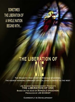 Poster of The Liberation of One: The Defection of Romuald Spasowski