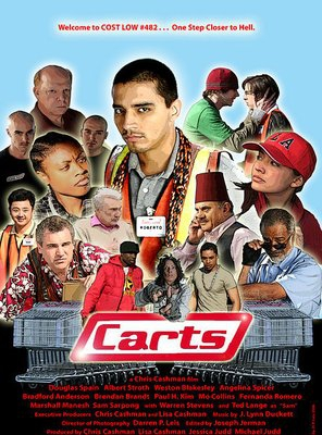 Poster of Carts