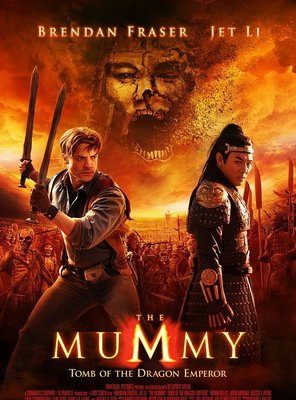Poster of The Mummy: Tomb of the Dragon Emperor