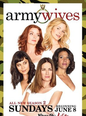Poster of Army Wives