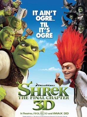 Poster of Shrek Forever After