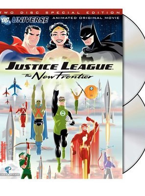 Poster of Justice League: The New Frontier