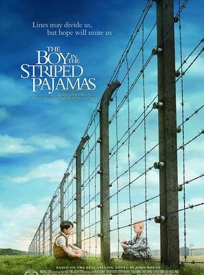 Poster of The Boy in the Striped Pajamas