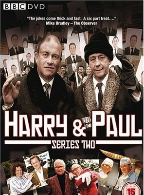 Poster of Ruddy Hell! It's Harry and Paul