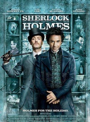 Poster of Sherlock Holmes