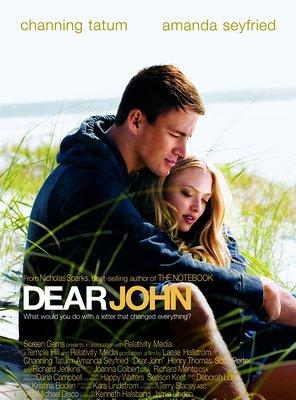 Poster of Dear John