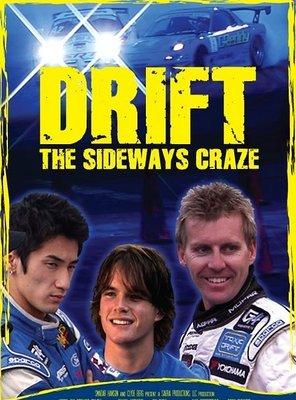 Poster of Drift: The Sideways Craze