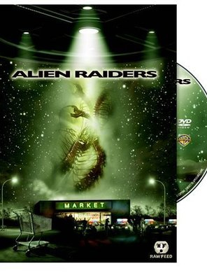 Poster of Alien Raiders
