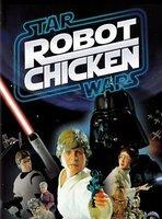 Poster of Robot Chicken: Star Wars