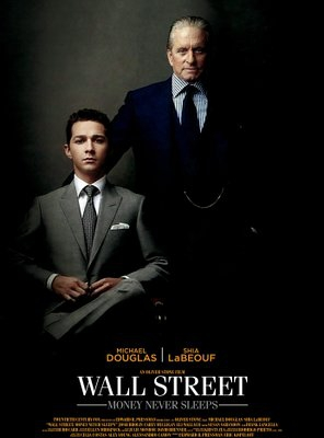Poster of Wall Street: Money Never Sleeps