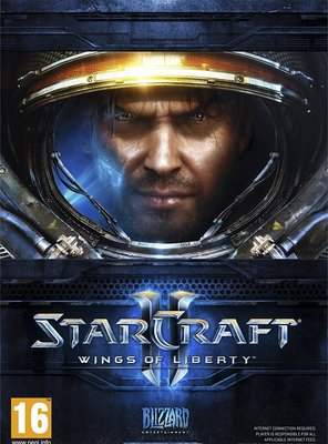 Poster of StarCraft II: Wings of Liberty