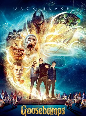 Poster of Goosebumps