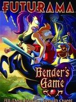 Poster of Futurama: Bender's Game