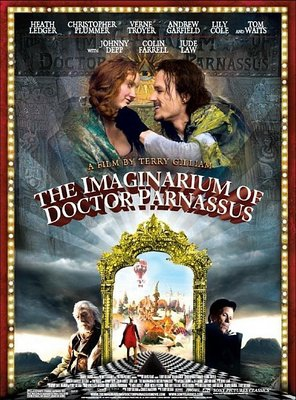 Poster of The Imaginarium of Doctor Parnassus