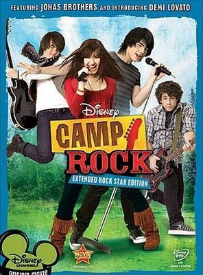Poster of Camp Rock