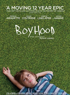 Poster of Boyhood