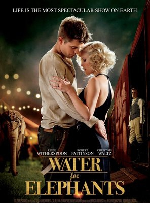 Poster of Water for Elephants