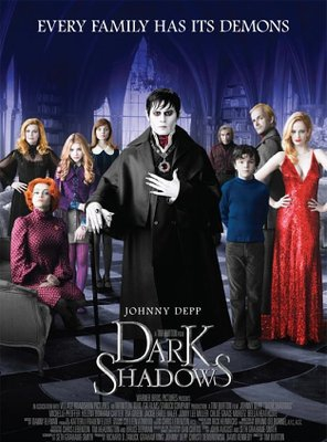 Poster of Dark Shadows
