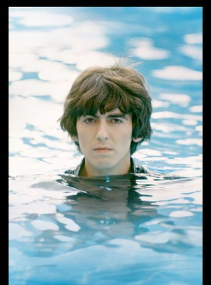Poster of George Harrison: Living in the Material World