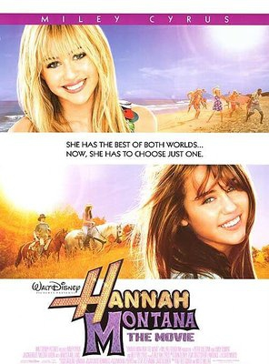 Poster of Hannah Montana: The Movie