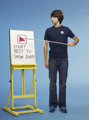 Poster of Important Things with Demetri Martin