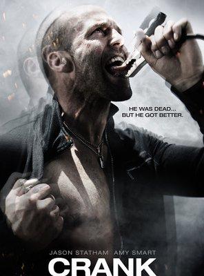 Poster of Crank: High Voltage