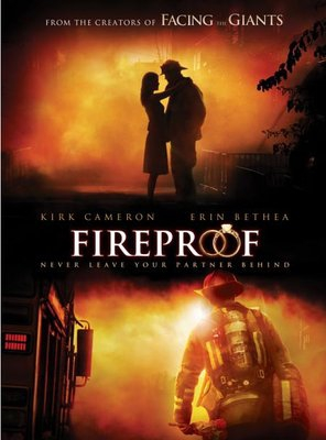 Poster of Fireproof