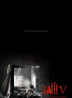 Poster of Saw V