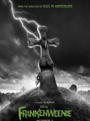 Poster of Frankenweenie