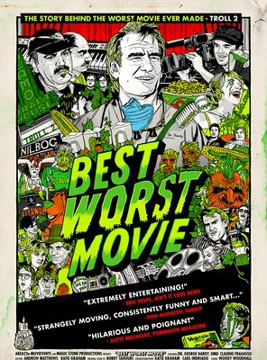 Poster of Best Worst Movie