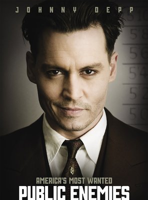 Poster of Public Enemies