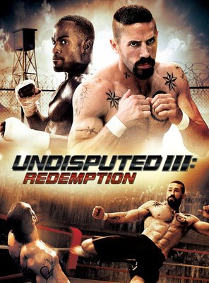 Poster of Undisputed 3: Redemption