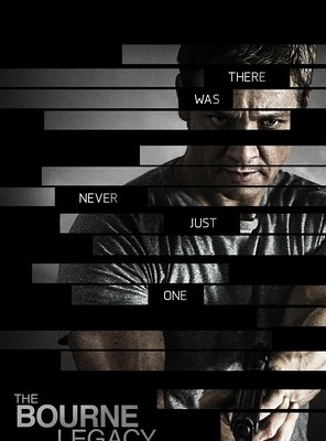 Poster of The Bourne Legacy