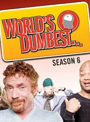Poster of World's Dumbest
