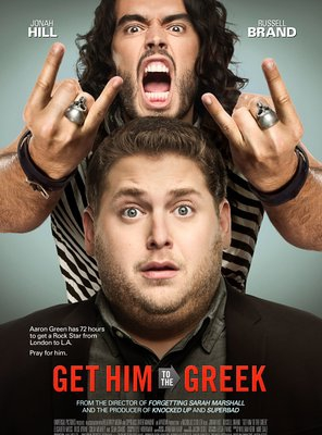 Poster of Get Him to the Greek