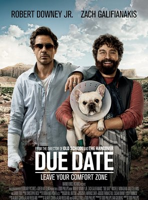 Poster of Due Date