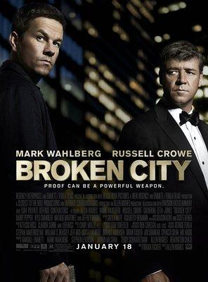 Poster of Broken City