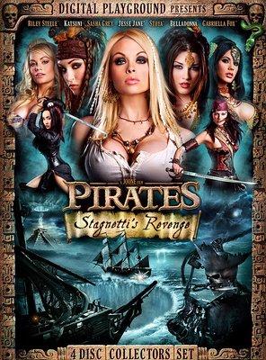 Poster of Pirates II: Stagnetti's Revenge