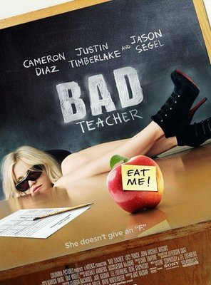 Poster of Bad Teacher