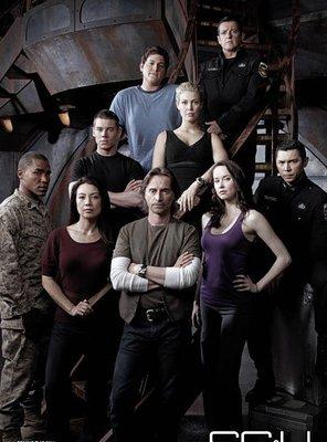 Poster of SGU Stargate Universe