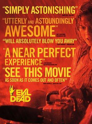 Poster of Evil Dead