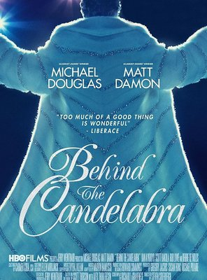 Poster of Behind the Candelabra
