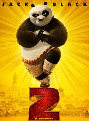 Poster of Kung Fu Panda 2