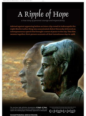 Poster of A Ripple of Hope