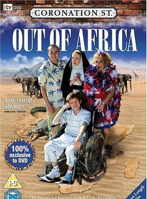 Poster of Coronation Street: Out of Africa