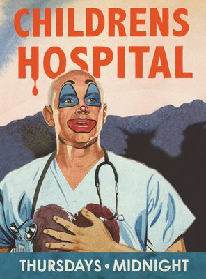 Poster of Childrens Hospital