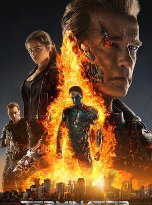 Poster of Terminator Genisys